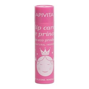 Apivita Cuidado Labial Bee Princess Bio-Eco 4,4G