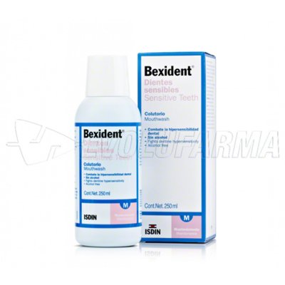 BEXIDNET DIENTES SENSIBLES COLUTORIO. 250 ml