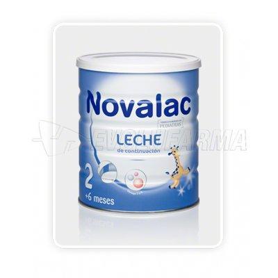 NOVALAC 2 LECHE INFANTIL CON HIERRO, CALCIO Y VITAMINA D. 800gr