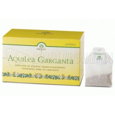 INFUSIÓN AQUILEA GARGANTA (20 sobres)