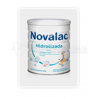 NOVALAC LECHE HIDROLIZADA 400 gr