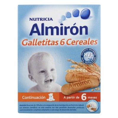 ALMIRON GALLETITAS. Envase de 180 g.