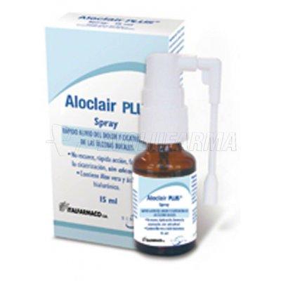 ALOCLAIR PLUS SPRAY. 15 ml