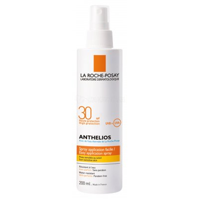 ANTHELIOS SPRAY. SPF 30. Spray 200 ml.