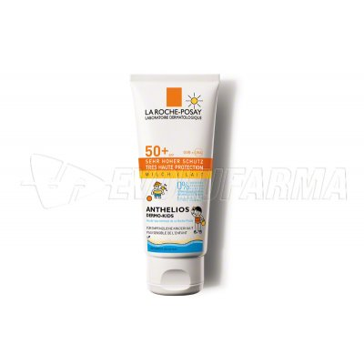ANTHELIOS DERMOPEDRIATRICS SPF 50+. Envase 300 ml.