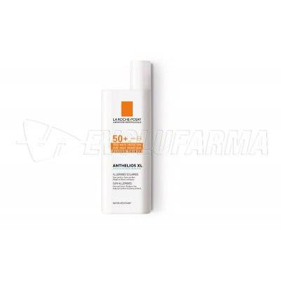 ANTHELIOS SPF 50+ FLUIDO EXTREMO CON COLOR. Envase 50 ml.