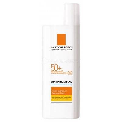 ANTHELIOS XL FLUIDO EXTREMO - SPF 50+ - Envase 50 ml.