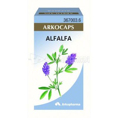 ARKOCAPSULAS ALFALFA. 50 cápsulas