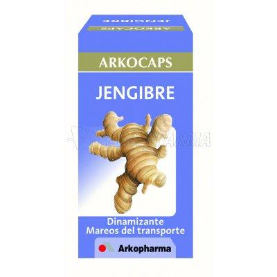 ARKOCAPSULAS JENGIBRE. 48 cápsulas