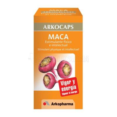 ARKOCAPSULAS MACA. 45 cápsulas