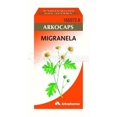 ARKOCAPSULAS MIGRANELA. 48 cápsulas