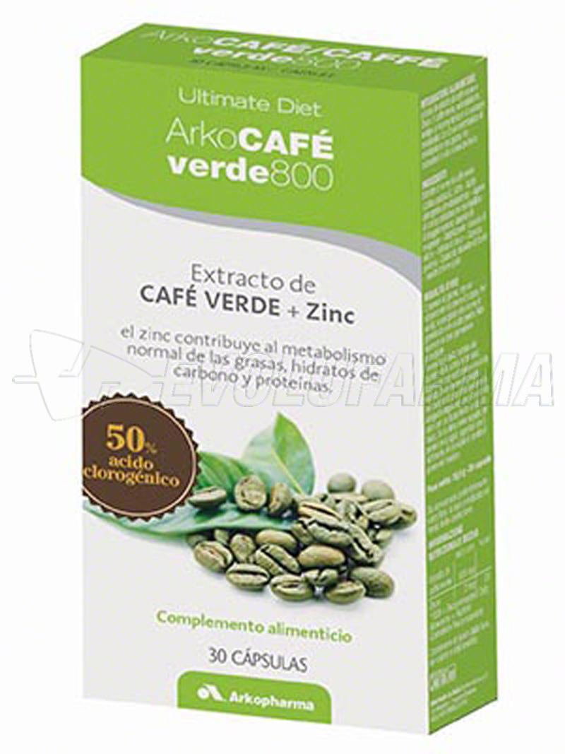 cafe verde en farmacia mapuche