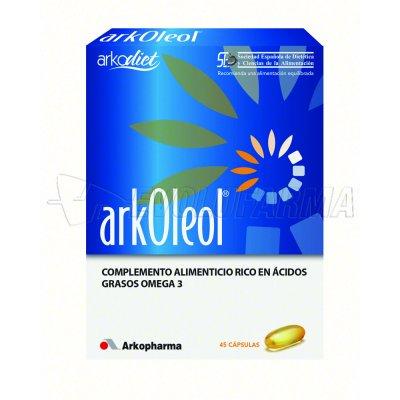 ARKO DIET ARKOLEOL. 45 cápsulas