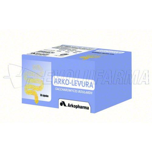 ARKO LEVURA. 50 cápsulas