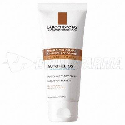 AUTHELIOS GEL AUTOBRONCEADOR 100 ML
