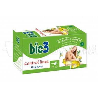 BIO3 CONTROL LÍNEA TÉ. 25 bolsitas de 1,5 gr.