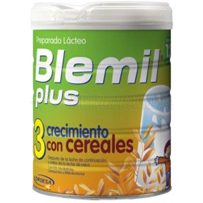 BLEMIL PLUS 3 CRECIMIENTO CON CEREALES, 800g