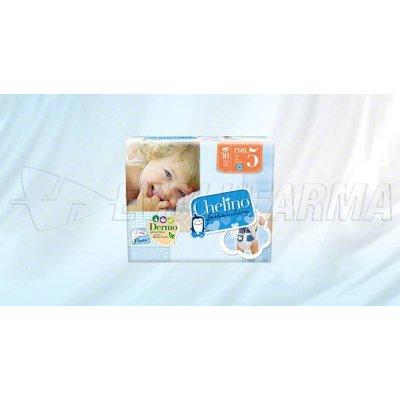 CHELINO FASHION & LOVE PAÑAL INFANTIL TALLA 5 (13 - 18 KG),  30 Pañales