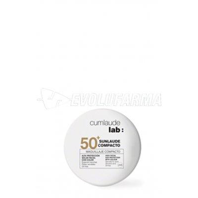CUMLAUDE SUNLAUDE SPF 50 MÁS COMPACTO FACIAL TONO LIGHT. 10 gr.