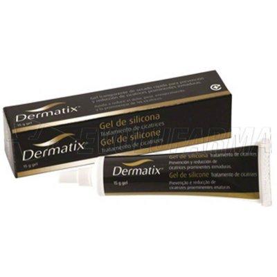 DERMATIX GEL DE SILICONA. 15 gr.