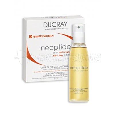 DUCRAY NEOPTIDE LOCIÓN ANTICAÍDA. 3 frascos de 30 ml.