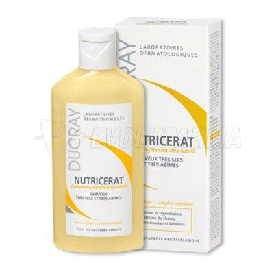 DUCRAY NUTRICERAT CHAMPÚ TRATANTE ULTRA NUTRITIVO. 200 ml