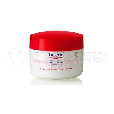 EUCERIN CREMA PIEL SENSIBLE PH5. Tarro 100 ml.