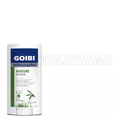 GOIBI NATURE BARRA ANTIMOSQUITOS. 50 ml