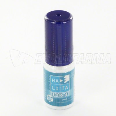 HALITA FORTE. Spray 15 ml.