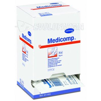 HARTMANN MEDICOMP. 10 x 10 cm. 25 sobres de 2 uds.