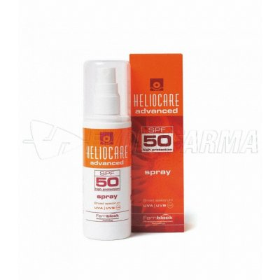 HELIOCARE SPF 50 SPRAY 125 ML