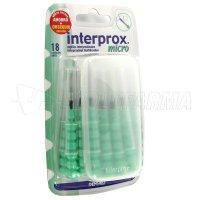 INTERPROX MICRO. Cepillos Interdentales. 14 Uds.