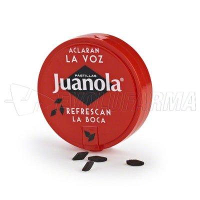 JUANOLA PASTILLAS CLASICAS,  CAJA 5,4g