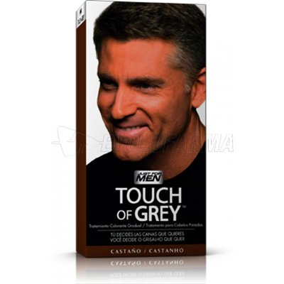 JUST FOR MEN TOUCH OF GREY CASTAÑO. 40 gr