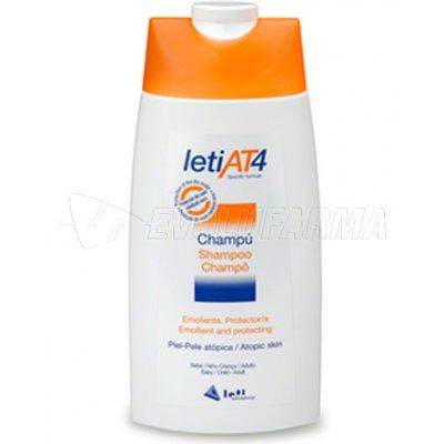 LETIAT4 CHAMPÚ. Envase 250 ml.