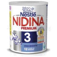 NIDINA 3 PREMIUM. Bote de 800 gr.