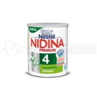NIDINA 4 PREMIUM. Bote de 800 gr.