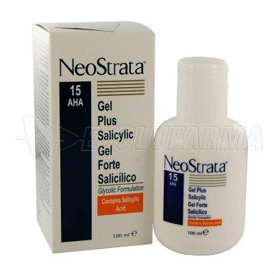 NEOSTRATA GEL FORTE SALICILICO. Envase 100 ml.