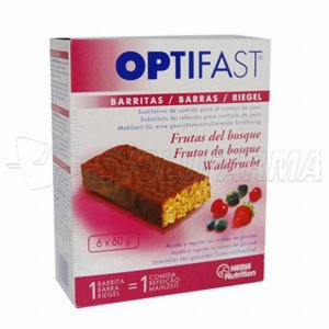 OPTIFAST FRUTOS DEL BOSQUE. 6 Uds.