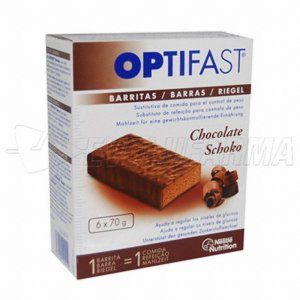 OPTIFAST SABOR CHOCOLATE. 6 Uds.