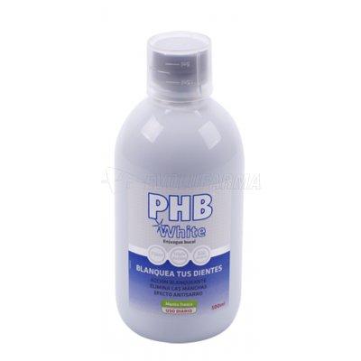 PHB White