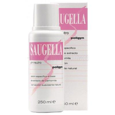 SAUGELLA POLIGYN. 250 ml