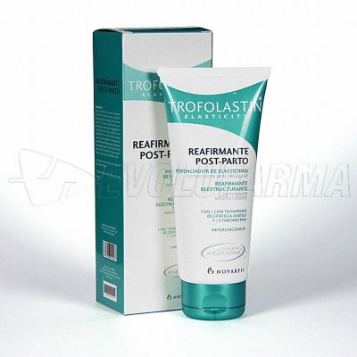 TROFOLASTIN REAFIRMANTE POST-PARTO. Tubo de 200 ml.