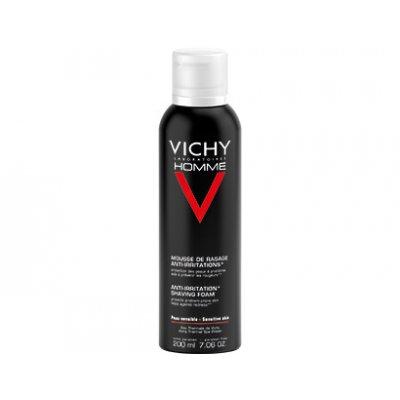 VICHY HOMME SIN JABÓN TRIPLE PROTECCIÓN.200 ml.
