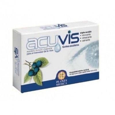 ABOCA ACUVIS GOTAS OCULARES ESTERILES MONODOSIS 0.5 ML