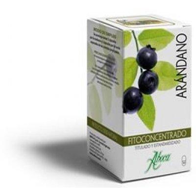 ABOCA ARÁNDANO FITOCONCENTRADO. 50 cápsulas de 500 mg.