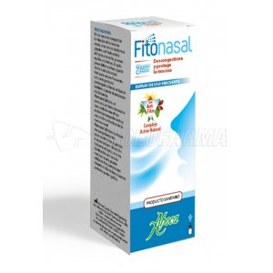 ABOCA FITONASAL 2ACT SPRAY. 15 ml