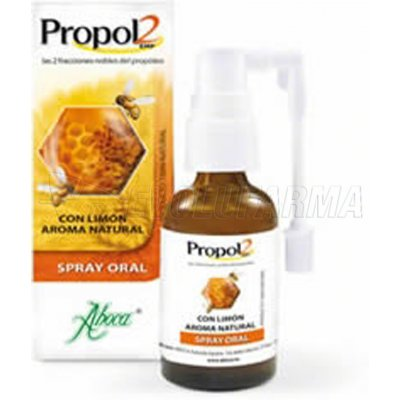 ABOCA PROPOL2 EMF SPRAY ORAL. 30 ml