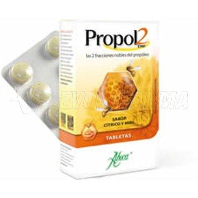 ABOCA PROPOL2 EMF TABLETAS. Envase con 30 Tabletas.