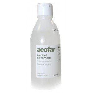 ACOFAR ALCOHOL DE ROMERO  250 ML